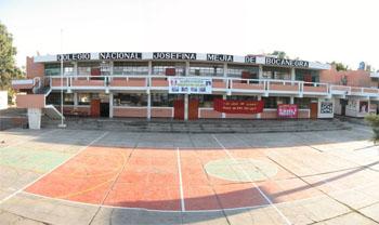Colegio JOSEFINA MEJÍA DE BOCANEGRA - Nasca