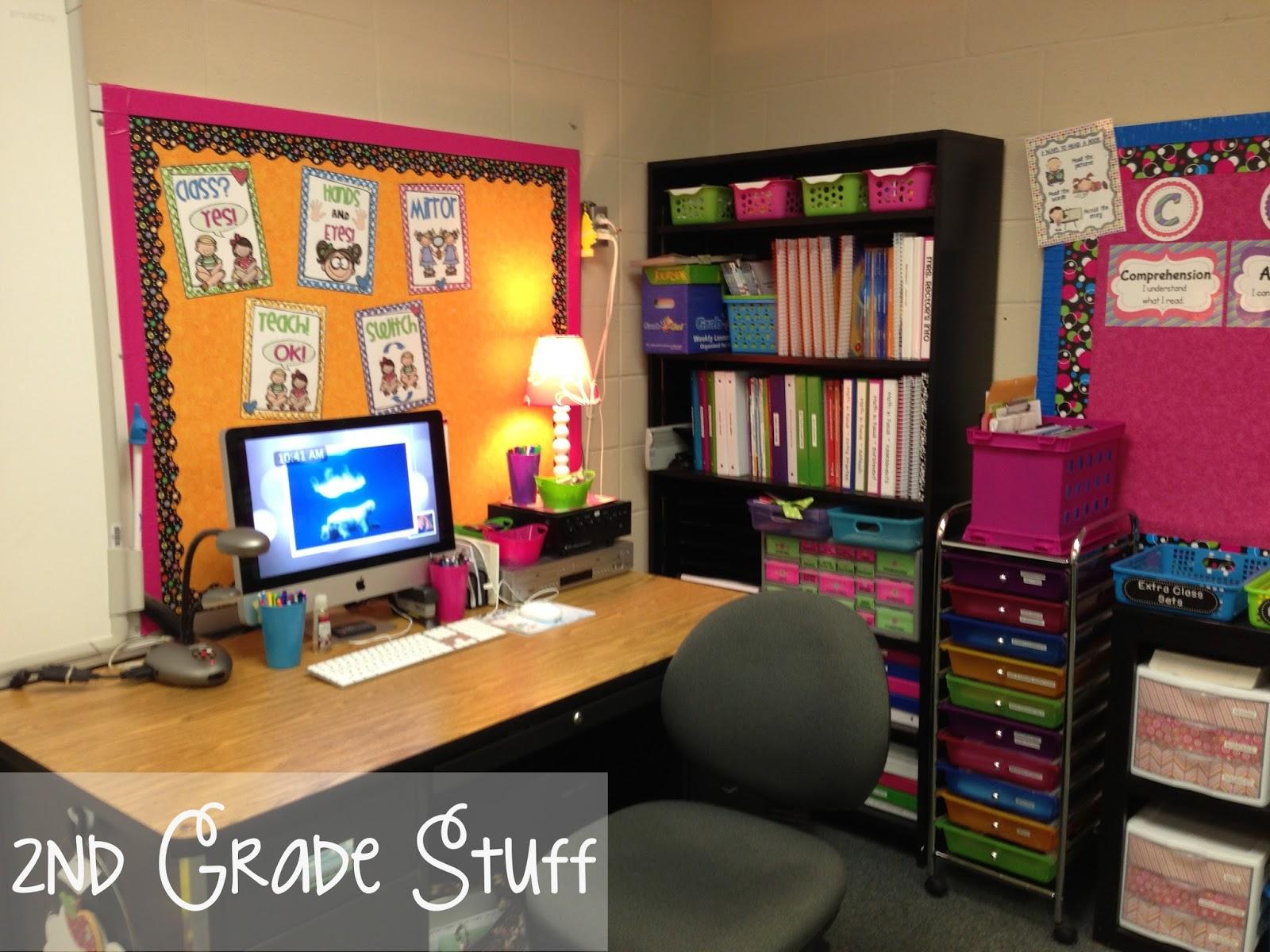 2nd Grade Stuff Classroom Tour 2013 2014