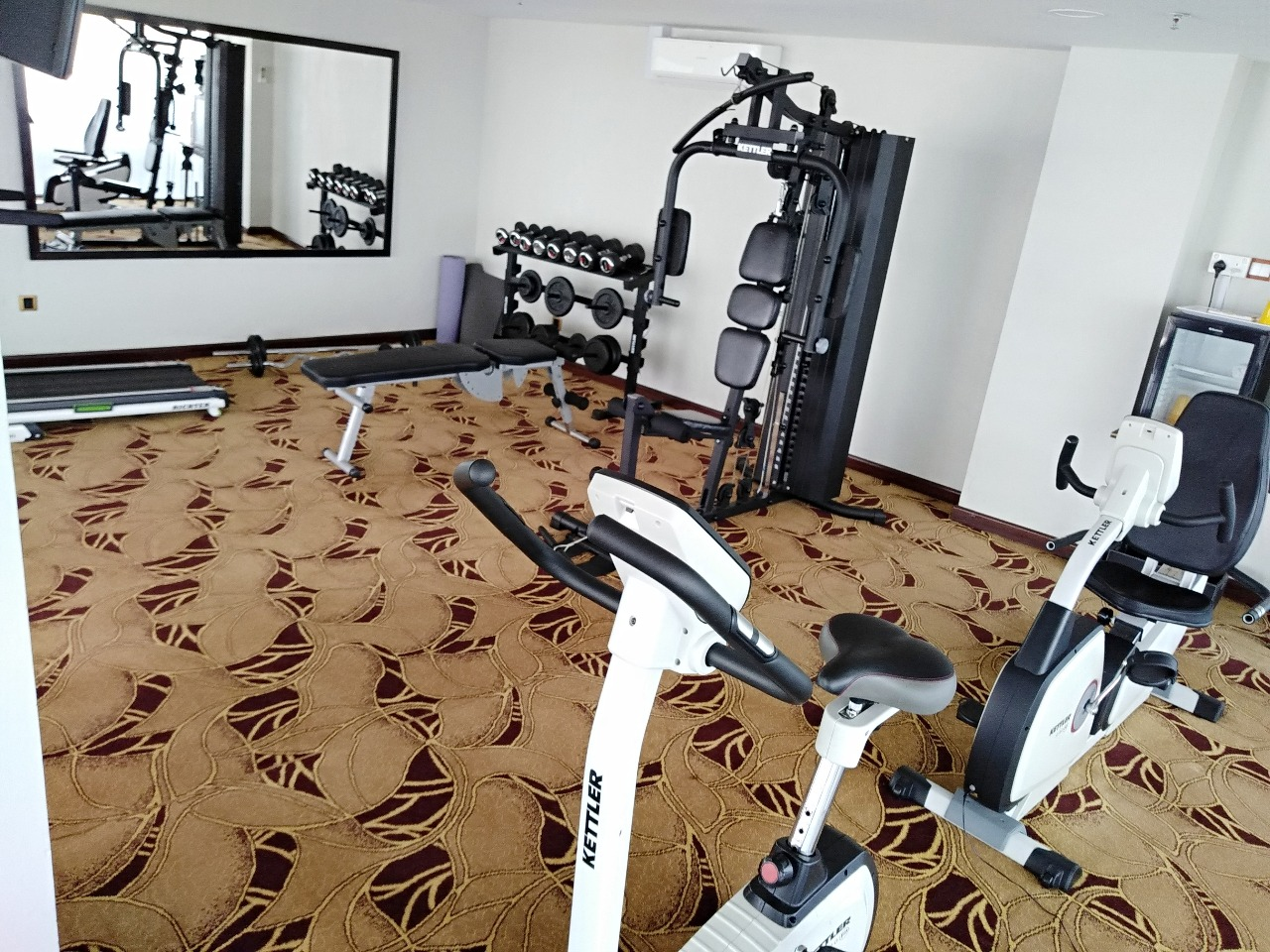 Fitness Center Grand Lagoi Hotel