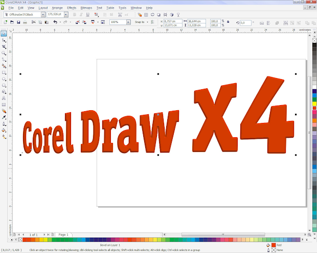 Corel Draw Graphics Suite X4 Special Edition Free