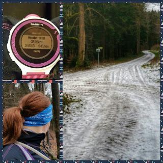 Laufen im Winter Ausrüstung