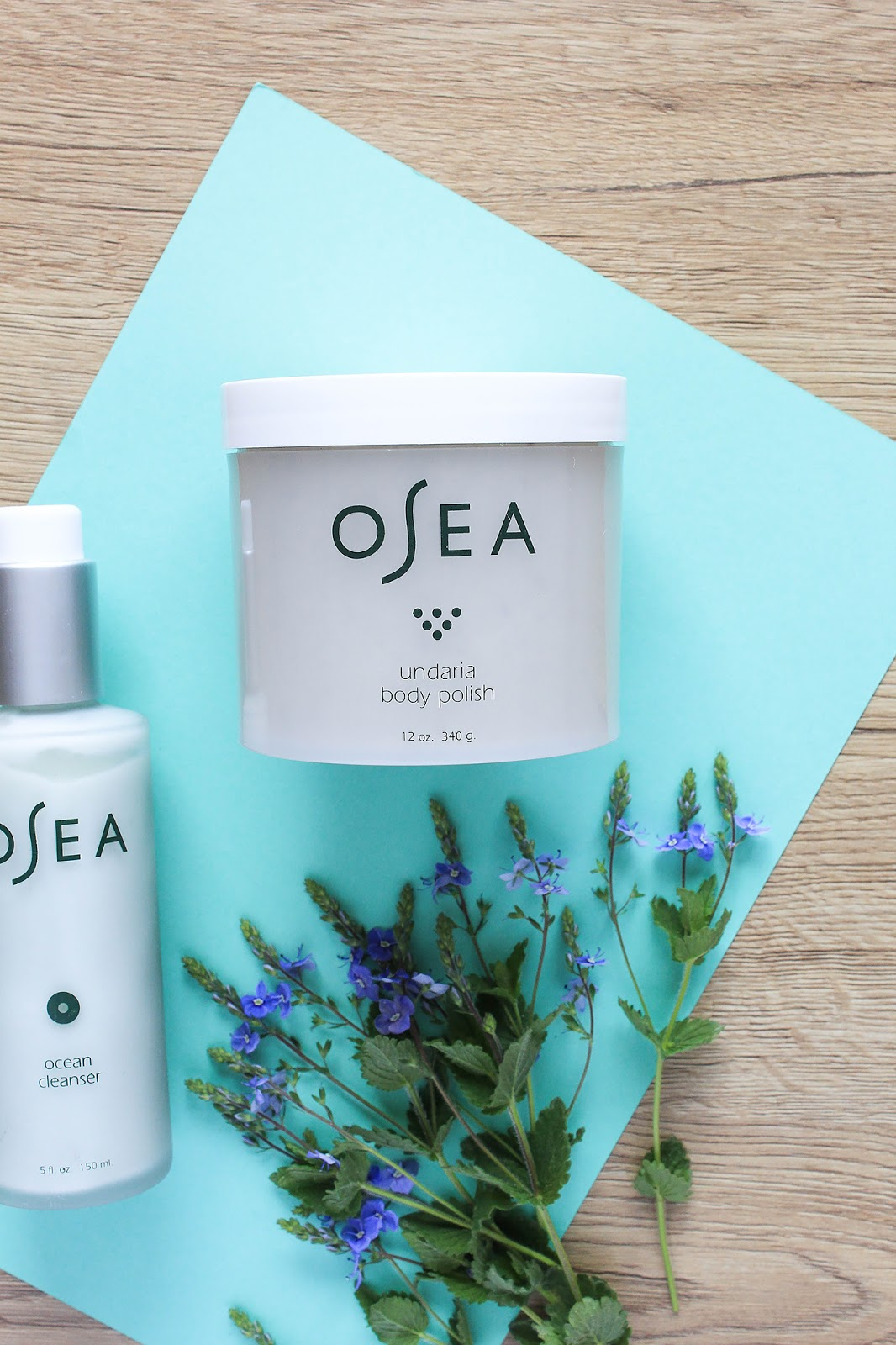 OSEA Undaria Body Polish. Beauty Heroes Beauty Discovery May 2018.