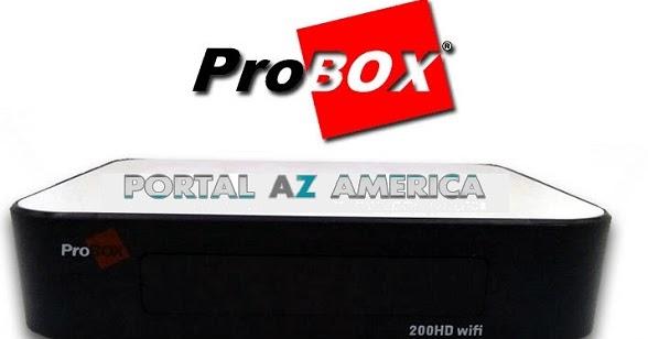 Resultado de imagem para PROBOX 200 HD PORTAL AZAMERICA