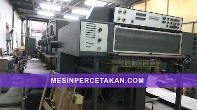 Mesin percetakan Heidelberg Indonesia
