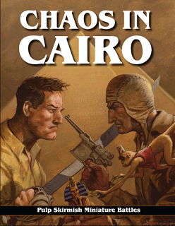 Le blog de Chaos in Cairo VF