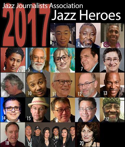 2017 JJA Jazz Heroes