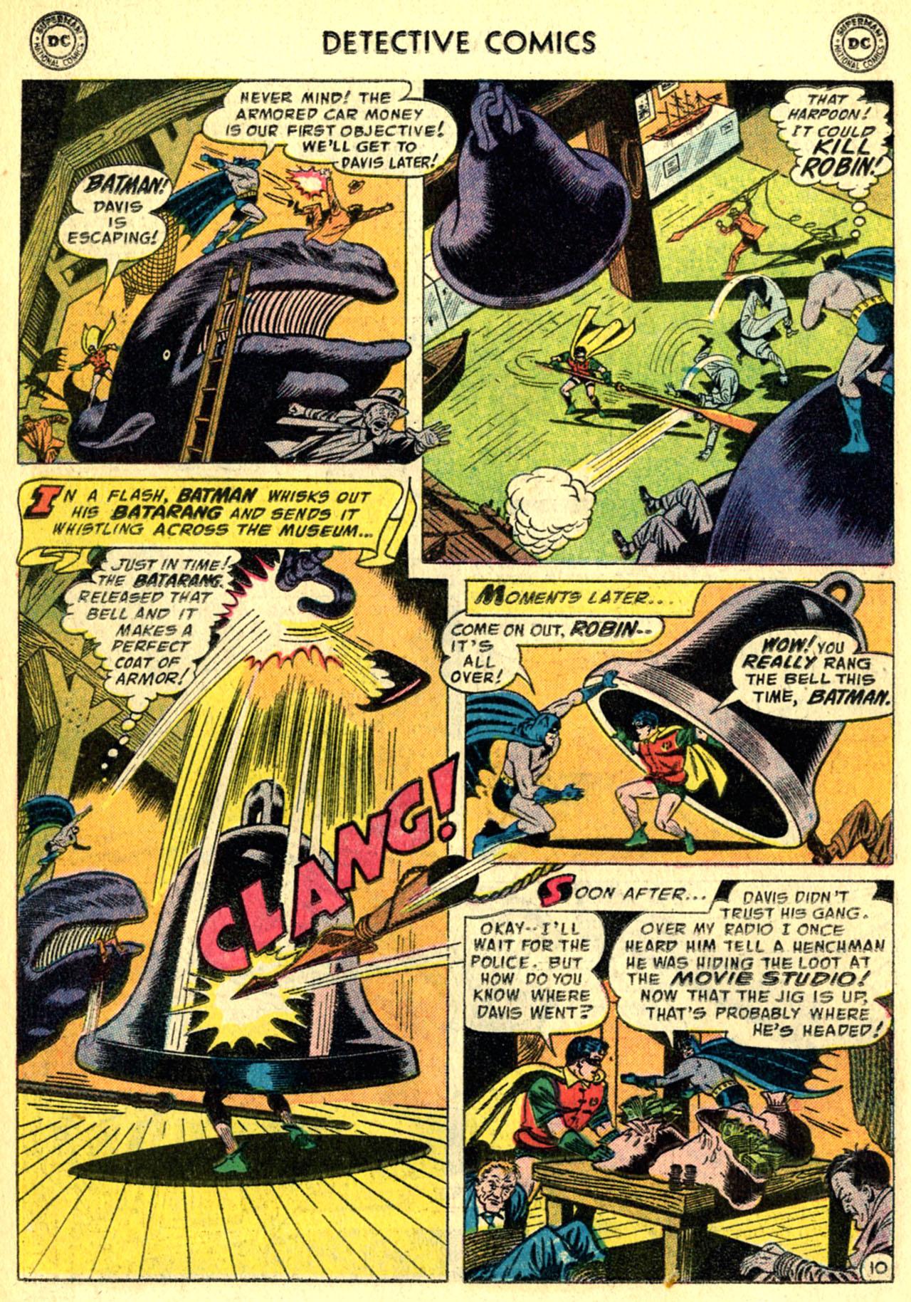 Detective Comics (1937) 232 Page 11