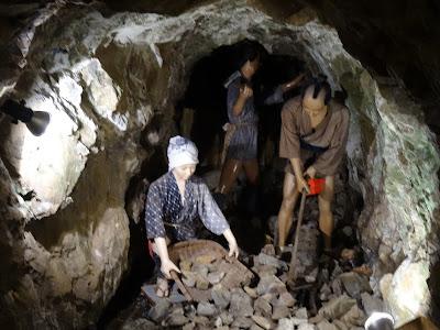 【南西へ吉方位旅行】金運アップの土肥金山で砂金を見つけたら土肥温泉でリラックス