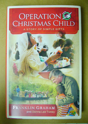 Operation Christmas Child book.