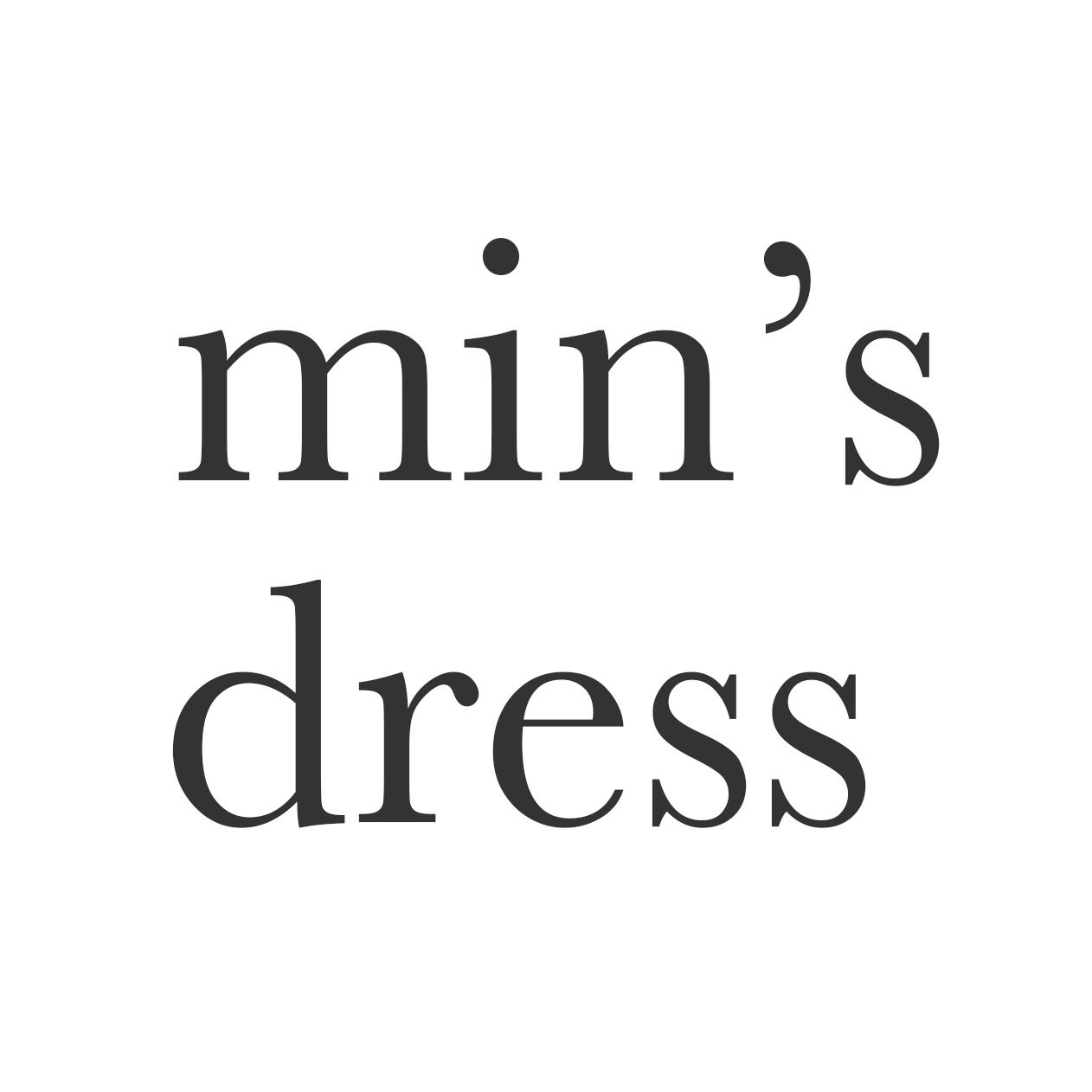 Min's dress