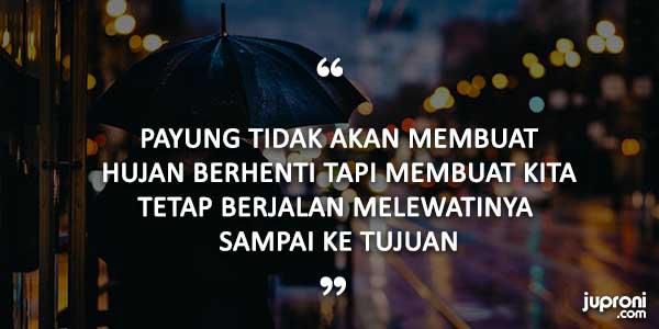 60 Quotes Kata Kata Mutiara Tentang Payung