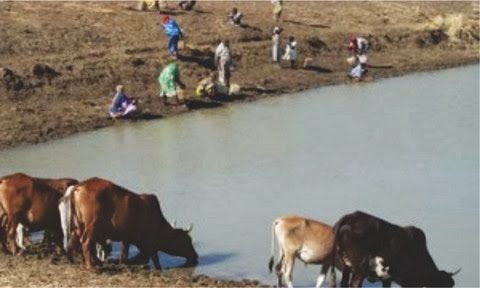 Water: Life and death issue at Sang