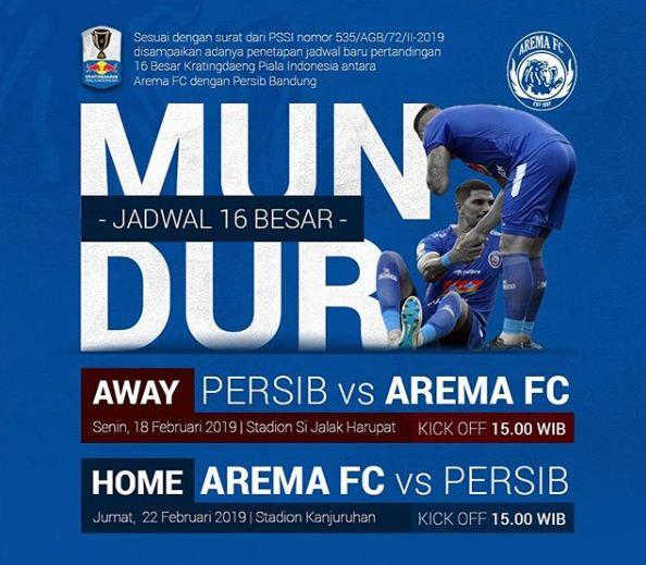 Persib vs Arema FC