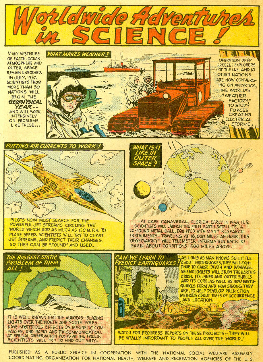 Strange Adventures (1950) issue 81 - Page 18