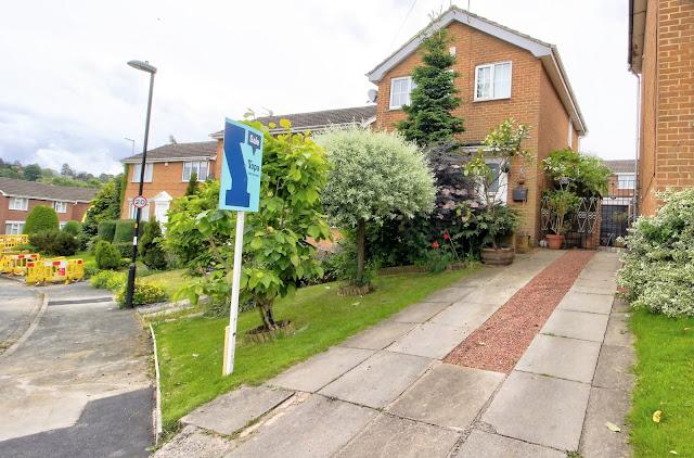 Harrogate Property News - 3 bed detached house for sale Bewerley Road, Harrogate HG1