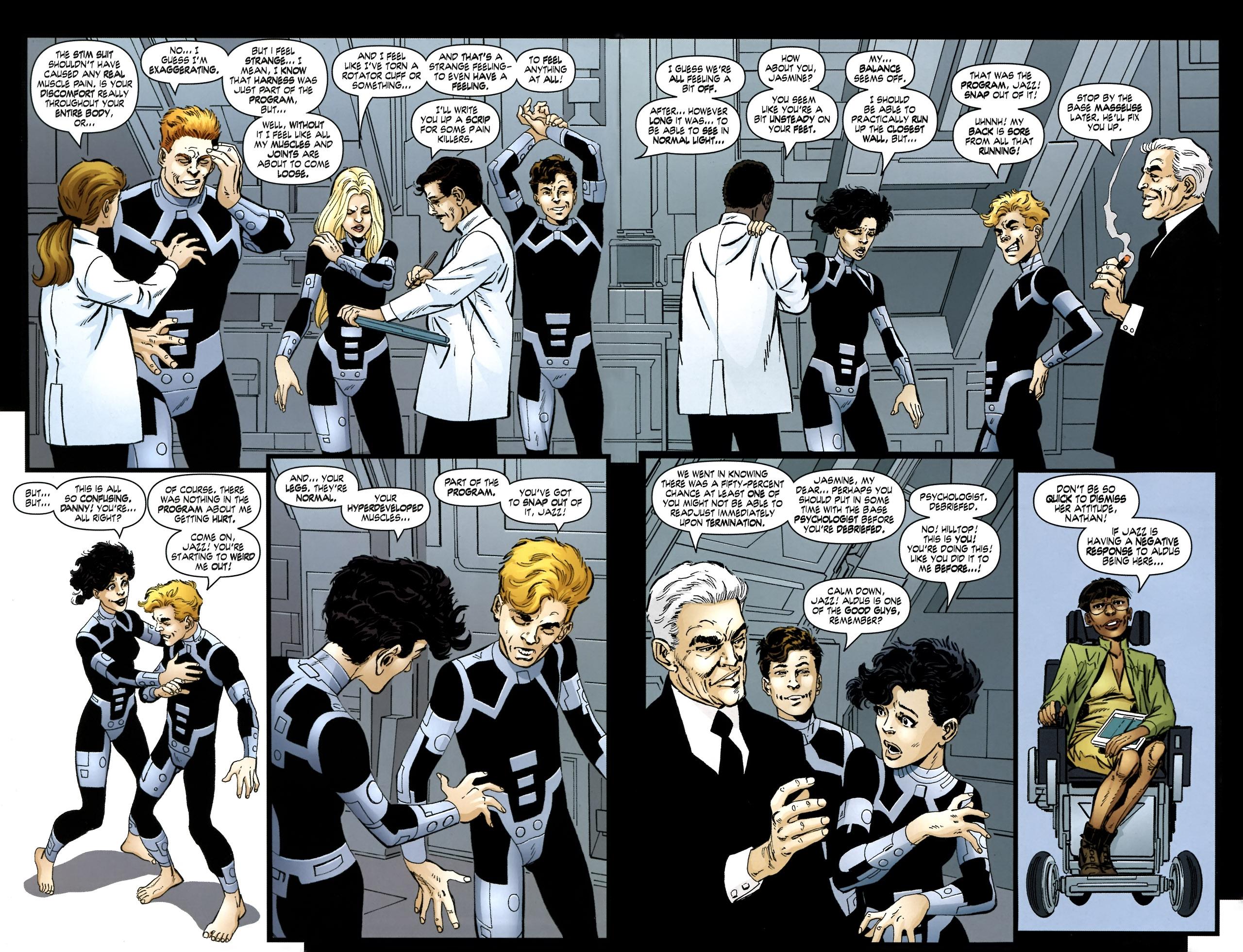 Read online True Blood (2010) comic -  Issue #6 - 28