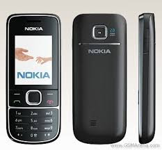 Nokia 2700 with driver