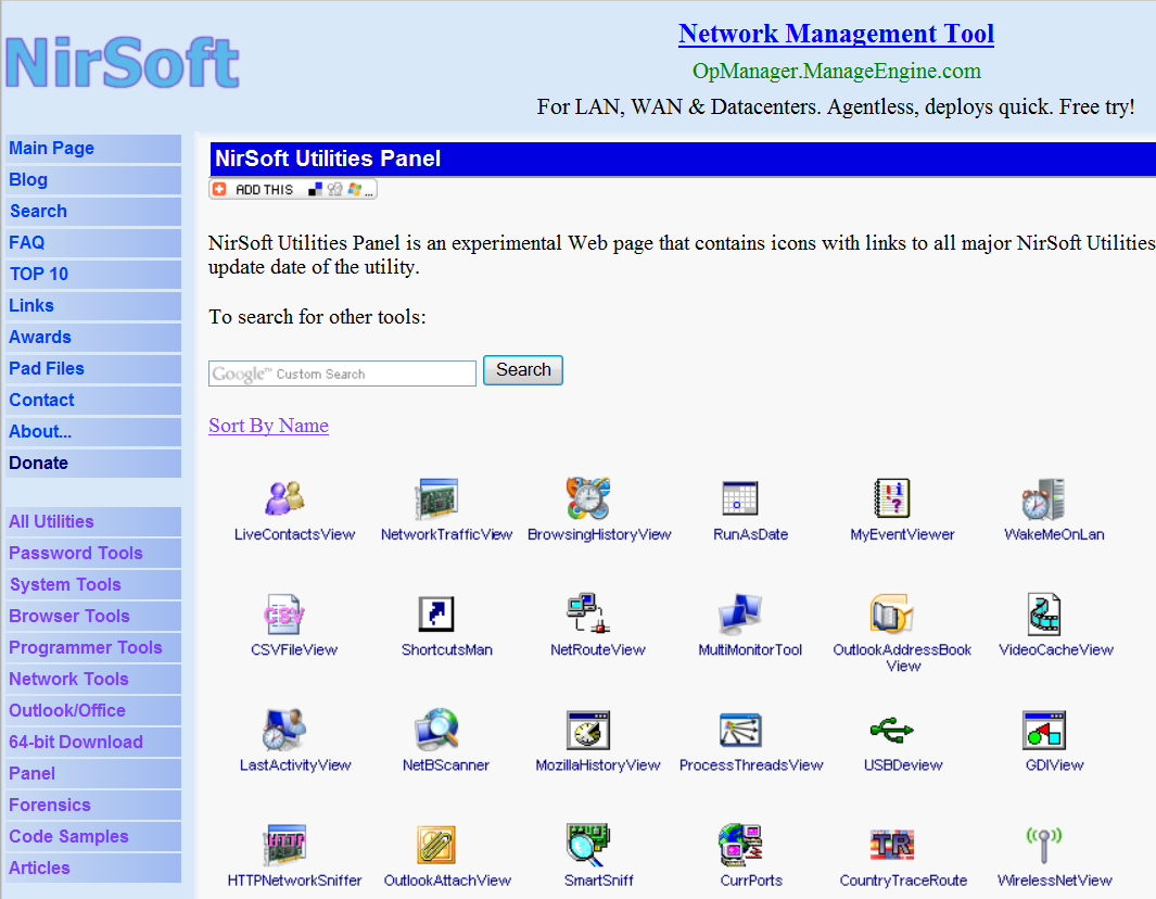 IT Tools Of The Trade: Using Nirsoft Applicaions
