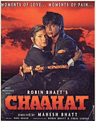 تحميل فيلم الرومانسية الهندي Chaahat 1996 شاروخان مترجم عربي
