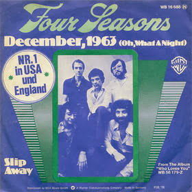 December, 1963 (oh what a night). Frankie Valli & The four seasons