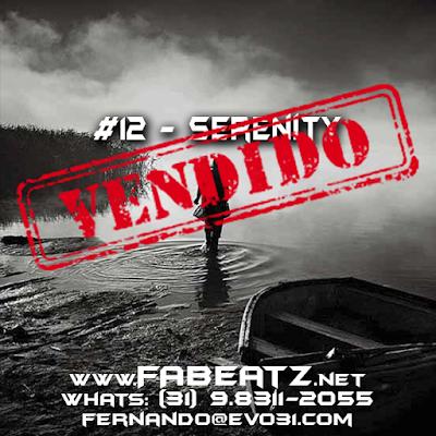 #12 - Serenity [BoomBap 85 BPM] VENDIDO