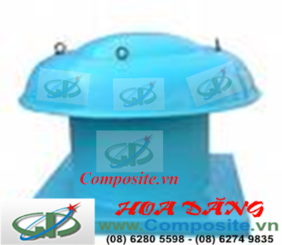 Roof fan - FRP