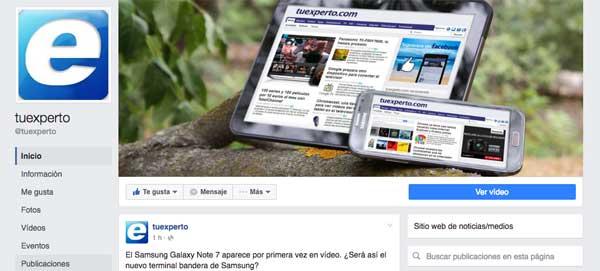 Facebook rediseña sus páginas y elimina los anuncios