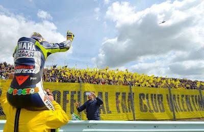 VR46 FANS, Zona Kuning Buat Kamu Penggemar Valentino Rossi