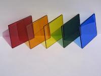 Kính sơn màu, kính màu nguyên thủy