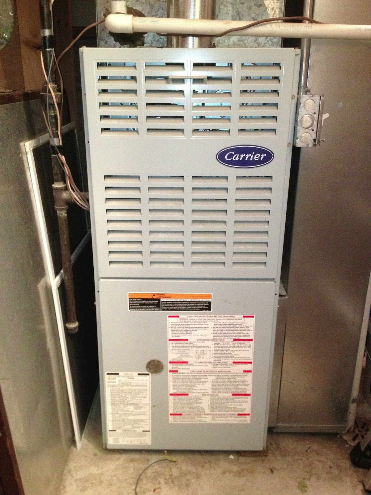 small resolution of carrier 58pav gas furnace