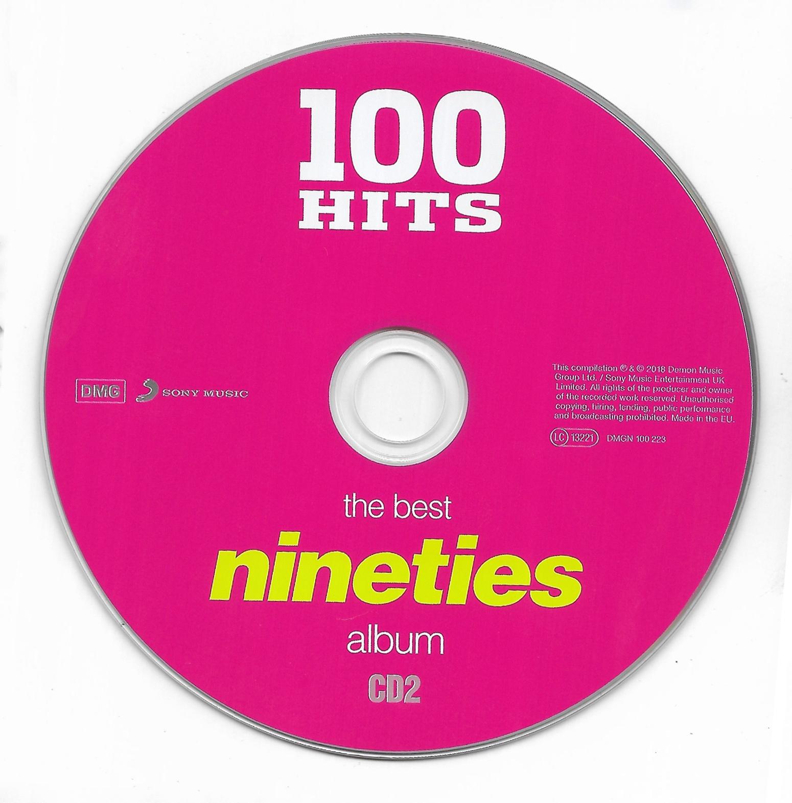 100 Hits The Best Nineties Album (5 Cds