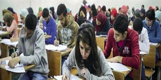 جدول امتحانات الثانوية العامة 2018 النهائي بعد التعديل