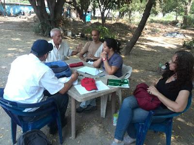 La Unidad Popular Revolucionaria Antiimperialista (UPRA) Aragua se Reúne para Analizar la Coyuntura Actual y dar Respuestas al Pueblo