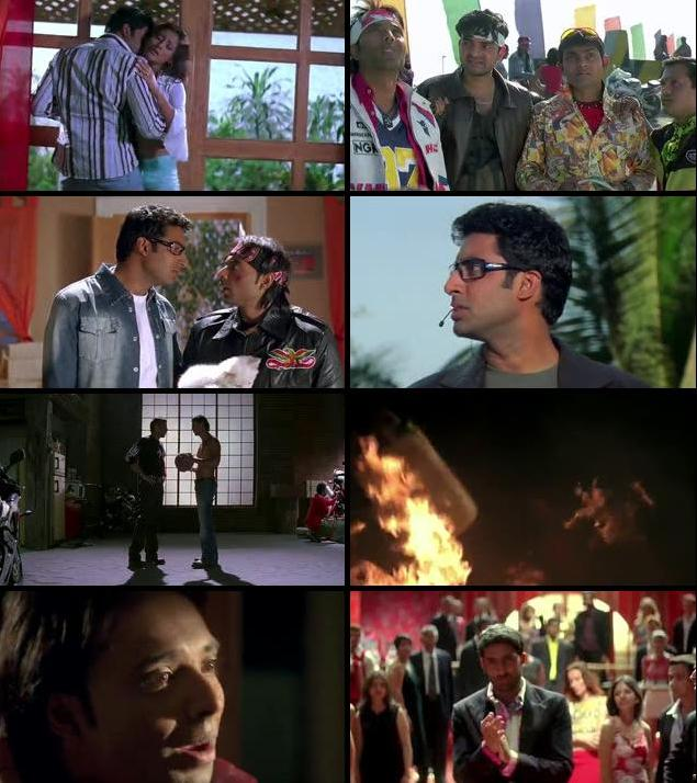 Dhoom 2004 Hindi 480p BluRay