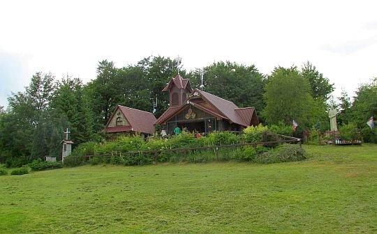 Sanktuarium Górskim Matki Bożej Królowej Ludzi Gór.