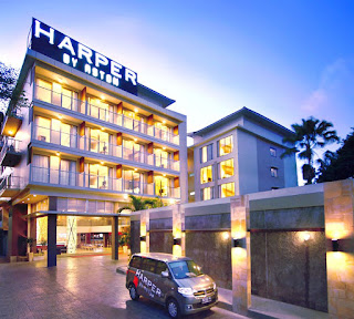 Hotel Career - Various Job Vacancy at Harper Kuta