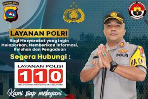 Tingkatkan Layanan Publik, Polres Sawahlunto Luncurkan Call Center 110