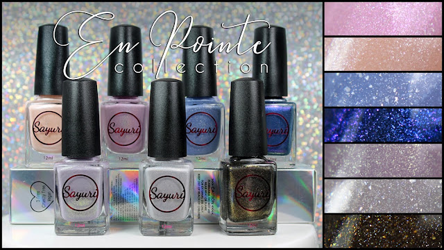 Sayuri Nail Lacquer Chassé | En Pointe Collection