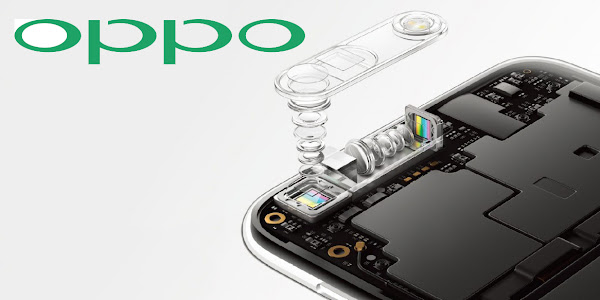 Oppo announces world's first dual camera with 5x zoom