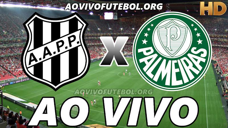 Ponte Preta x Palmeiras Ao Vivo Hoje em HD