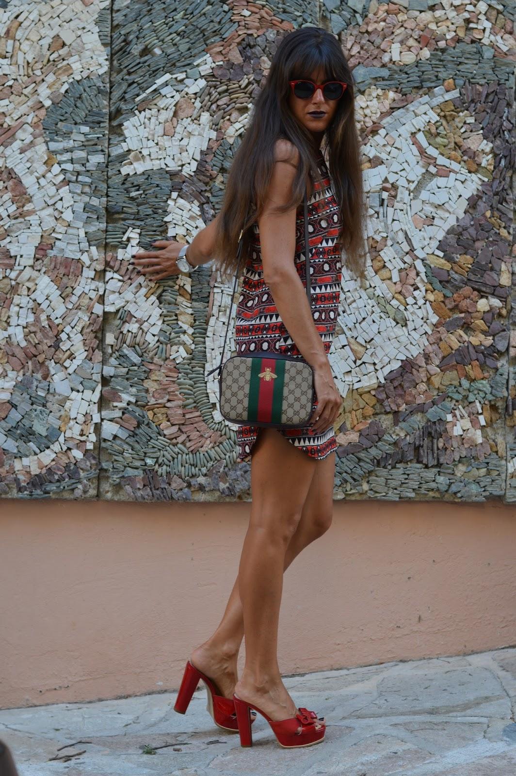 Fashion Musings Diary: Summer Dress Mania #7 ♥ H&M Red