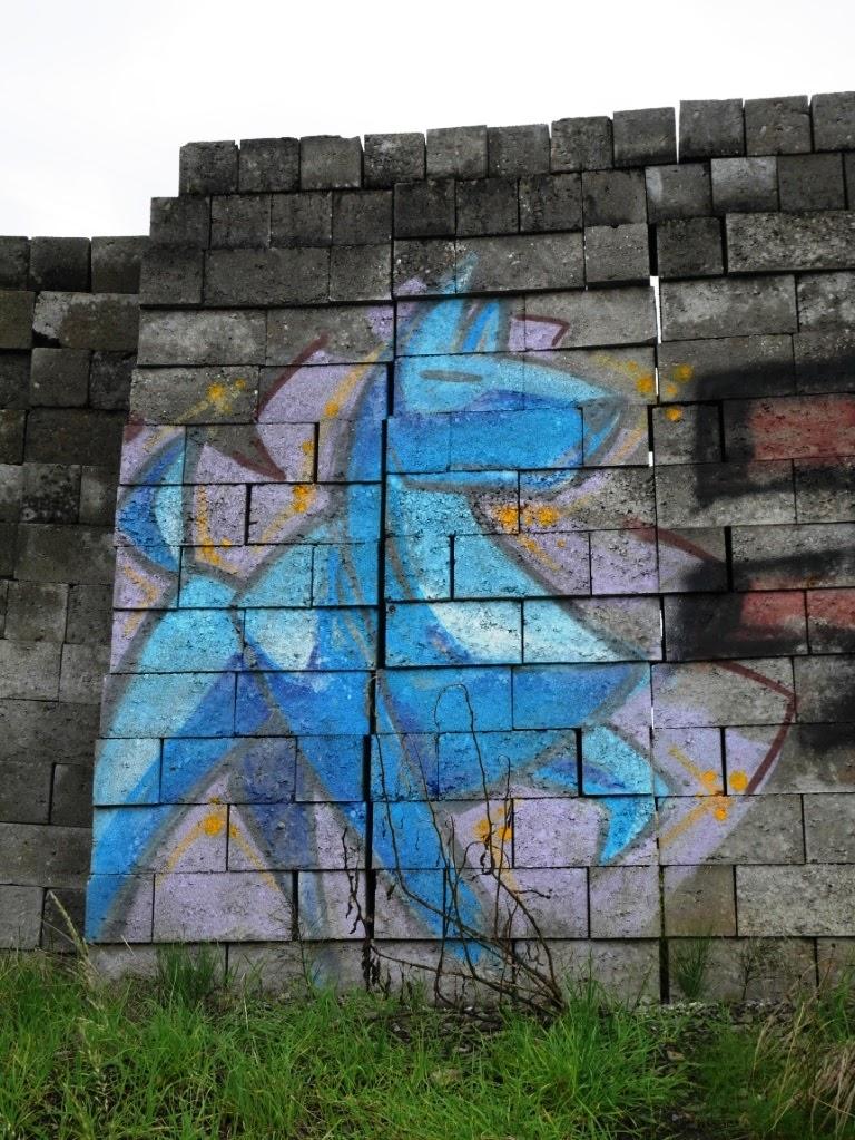 Namur graffiti