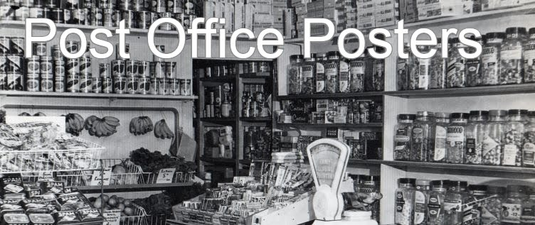 Post Office Posters