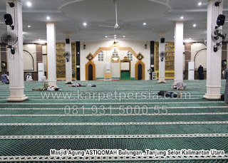 Karpet masjid minimalis, Karpet Persia, Karpet Sajadah Masjid