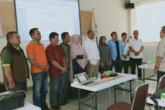Pelantikan dan  Pengukuhan Pengurus IKA Fahutan Unmul Periode 2018 - 2021