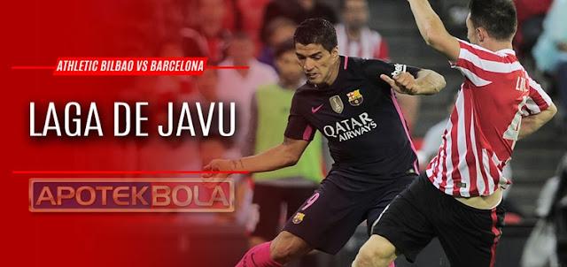 Prediksi Pertandingan Athletic Bilbao vs Barcelona 6 Januari 2017
