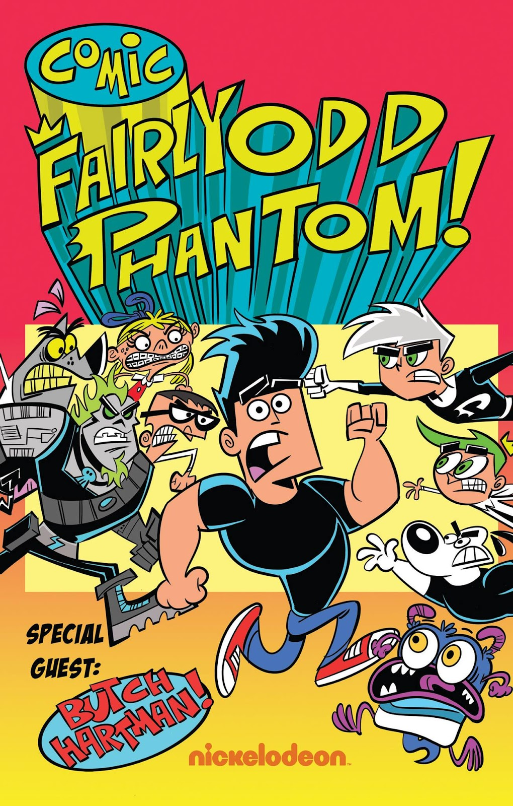 NickALive!: Fairly OddPhantom Comic | Nickelodeon | Butch