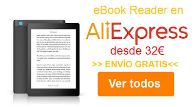 ebook reader en Aliexpress