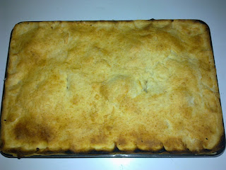 The Frugal Knit-Wit: Pie and Mash on the Cheap