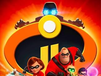 Disney•Pixar's INCREDIBLES 2 - New Trailer & Poster #Incredibles2